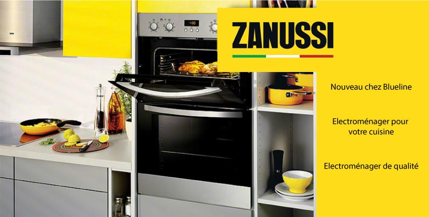 cuisine équipée, électroménager Zanussi
