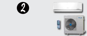 Installation climatisation professionnelle