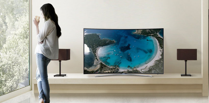 LG, Samsung Smart TV LED