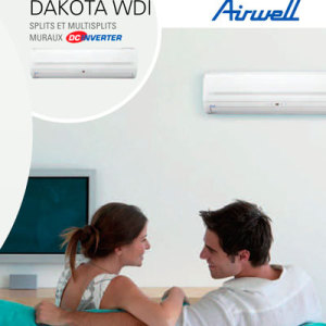 technologie Inverter Split Airwell