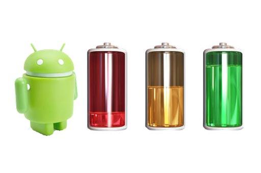 smartphone: économiser sa batterie