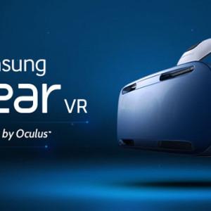 Casque a réalité virtuelle Samsung Gear VR