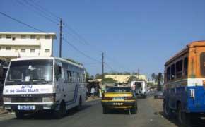 Actualité Dakar, calculateur pour les bus
