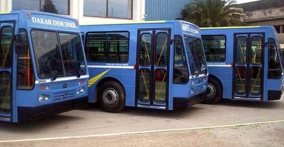 transport Dakar, bus dakar dem dick