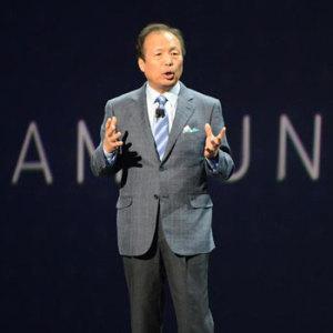 JK SHIN CEO Samsung