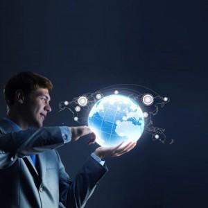 Technologie du futur : hologramme