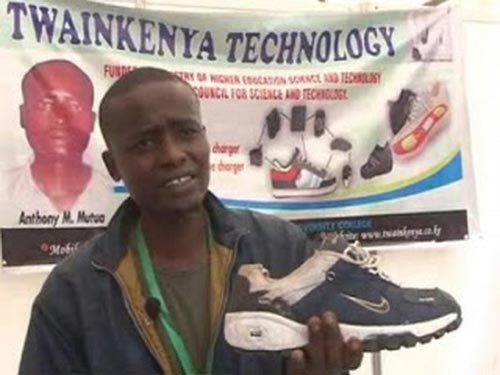Invention Kenyanne
