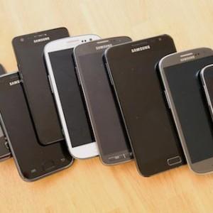 Gamme Galaxy Samsung
