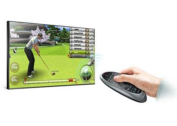 Profitez de jeux exceptionnels sur votre téléviseur