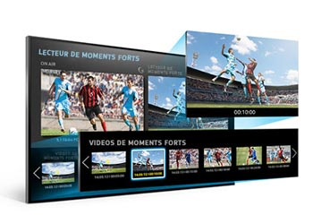 Samsung curved: mode Football