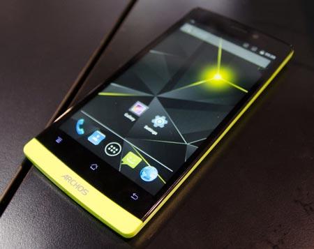 Smartphone Archos 50 Diamond