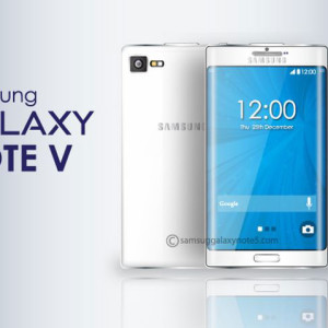 Lancement Samsung Galaxy Note 5