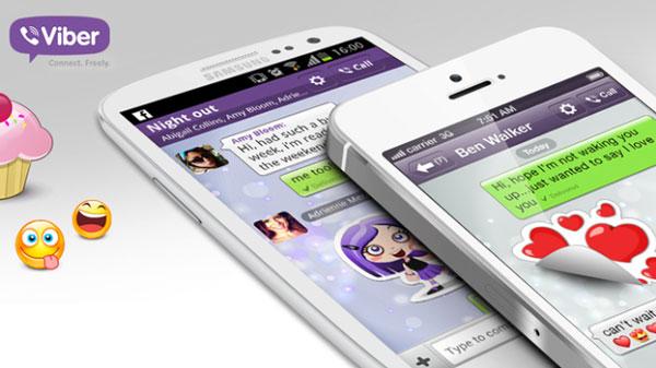 Android: mise a jour de viber