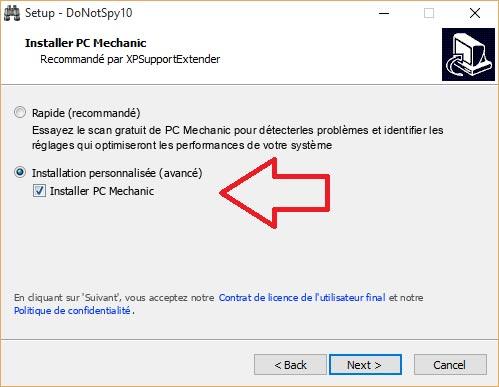 freeware-do not spy
